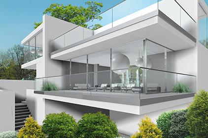 Rund ums Haus | Neveling Glasbau GmbH
